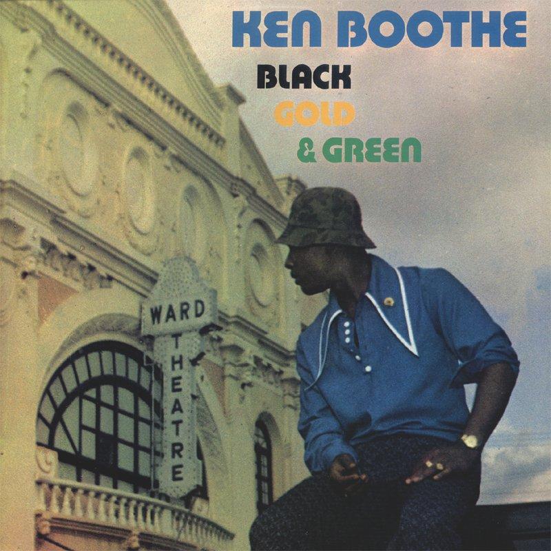Musique ! Ken_boothe_-_black_gold__green